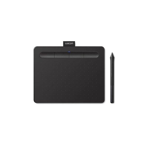 تبلت گرافیکی همراه با قلم دیجیتال وکام مدل Intuos Small ۲۰۱۸ CTL-۴۱۰۰   Wacom Intuos Small 2018 CTL-4100 Graphic Tablet with Pen