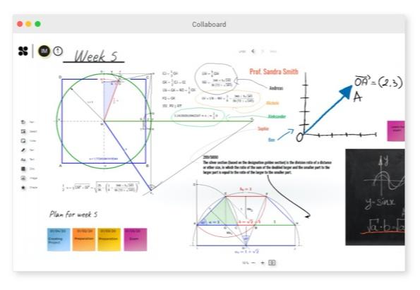 تدریس آنلاین با محصولات وکام