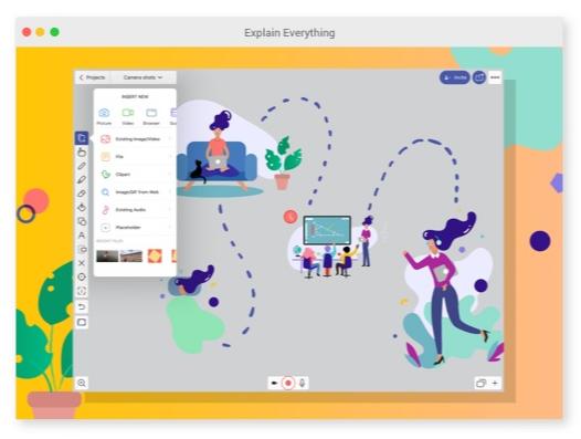 آموزش مجازی با محصولات وکام