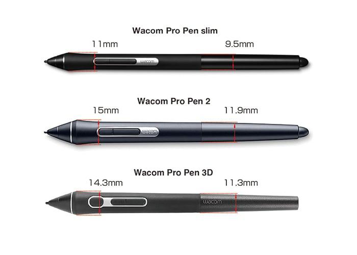 قلم های جدید وکام