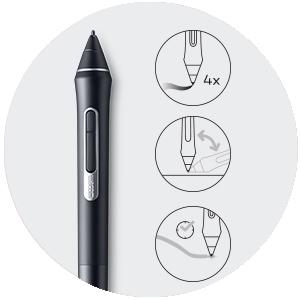 قلم اینتوس پرو اسمال وکام